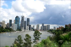 Brisbane, Austrália imagens de stock royalty free