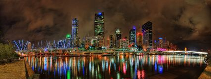Brisbane Australië royalty-vrije stock foto's