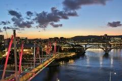 Brisbane, Australia Stock Images