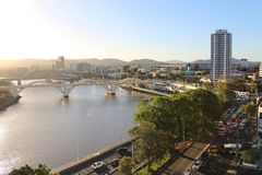Brisbane, Australia Royalty Free Stock Photos