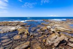 Brisbane, Australia coastline Stock Image