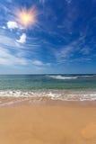 Brisbane, Australia coastline Stock Photography