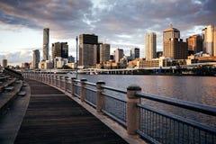 Brisbane Australien Arkivfoto