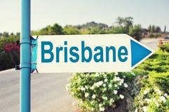 Brisbane Australien Arkivbild