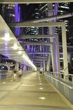 brisbane bridżowy kurilpa fotografia stock