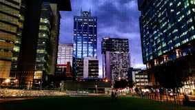 Brisbane CBD Stock Image