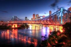 Brisbane Central Business District, Australia Stock Photos