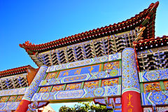 Brisbane Chinatown, Australie Image stock