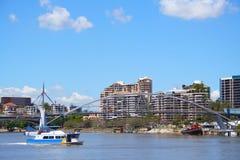 Brisbane City Stock Images