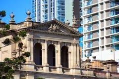 Brisbane City Stock Image