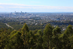 Brisbane city Royalty Free Stock Image