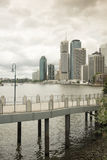 Brisbane City Royalty Free Stock Images