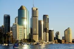 Brisbane City Australia Stock Images