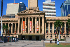 Brisbane City Hall Stock Photography
