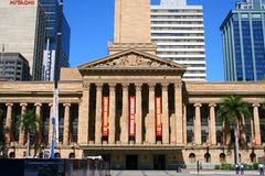 Brisbane City Hall Royalty Free Stock Image