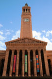 Brisbane city hall. Click tower Stock Photos