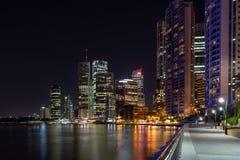 Brisbane City Royalty Free Stock Photography