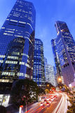 Brisbane city. Nights Royalty Free Stock Photos