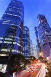 Brisbane city. Nights Royalty Free Stock Photos