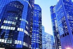 Brisbane city. Nights Stock Image