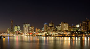 Brisbane city,QLD Australia Stock Image
