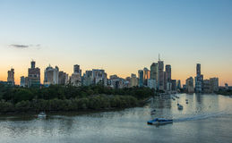 Brisbane city,QLD Australia Stock Photos