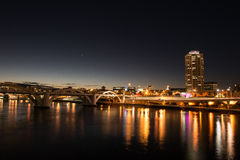 Brisbane city,QLD Australia Stock Photo