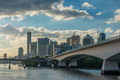 Brisbane city,QLD Australia Stock Images