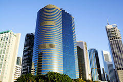 Brisbane City Skyline Australia Stock Images