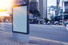 Brisbane city streets Stock Photo