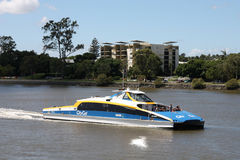 Brisbane CityCat Stock Photography