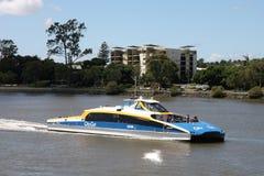 Brisbane CityCat Fotografia Stock