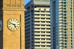 Brisbane Clock Tower Stock Images
