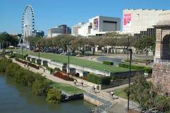 Brisbane cultural centre Stock Images