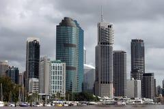 Brisbane da água Fotografia de Stock