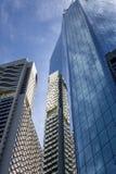 Brisbane del centro Fotografia Stock