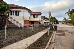 Brisbane dopo l'inondazione Fotografie Stock Libere da Diritti