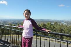 brisbane dziecka chińska wizyta Fotografia Stock