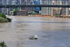 Brisbane Floods2 Images stock