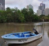Brisbane Floods3 Fotografie Stock Libere da Diritti