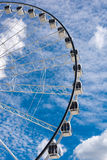 brisbane hjul Fotografering för Bildbyråer