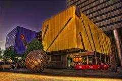 Brisbane im Stadtzentrum gelegenes Australien lizenzfreie stockfotografie