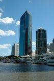 Brisbane-Kontrollturm Lizenzfreies Stockfoto