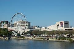 Brisbane kulturell mitt Royaltyfri Fotografi