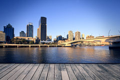 Brisbane miasto Obrazy Stock