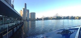 Brisbane miasto Fotografia Stock
