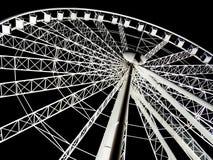 Brisbane observation wheel Stock Photos