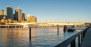 Brisbane, Queensland, skyline Royalty Free Stock Photos