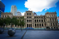 Brisbane Reddacliff Square royalty free stock photography