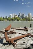 Brisbane River Royalty Free Stock Photography